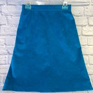 Vintage Tanner High Waist Neon Midi Pencil Skirt